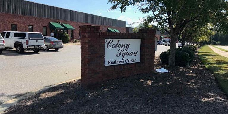 colony square