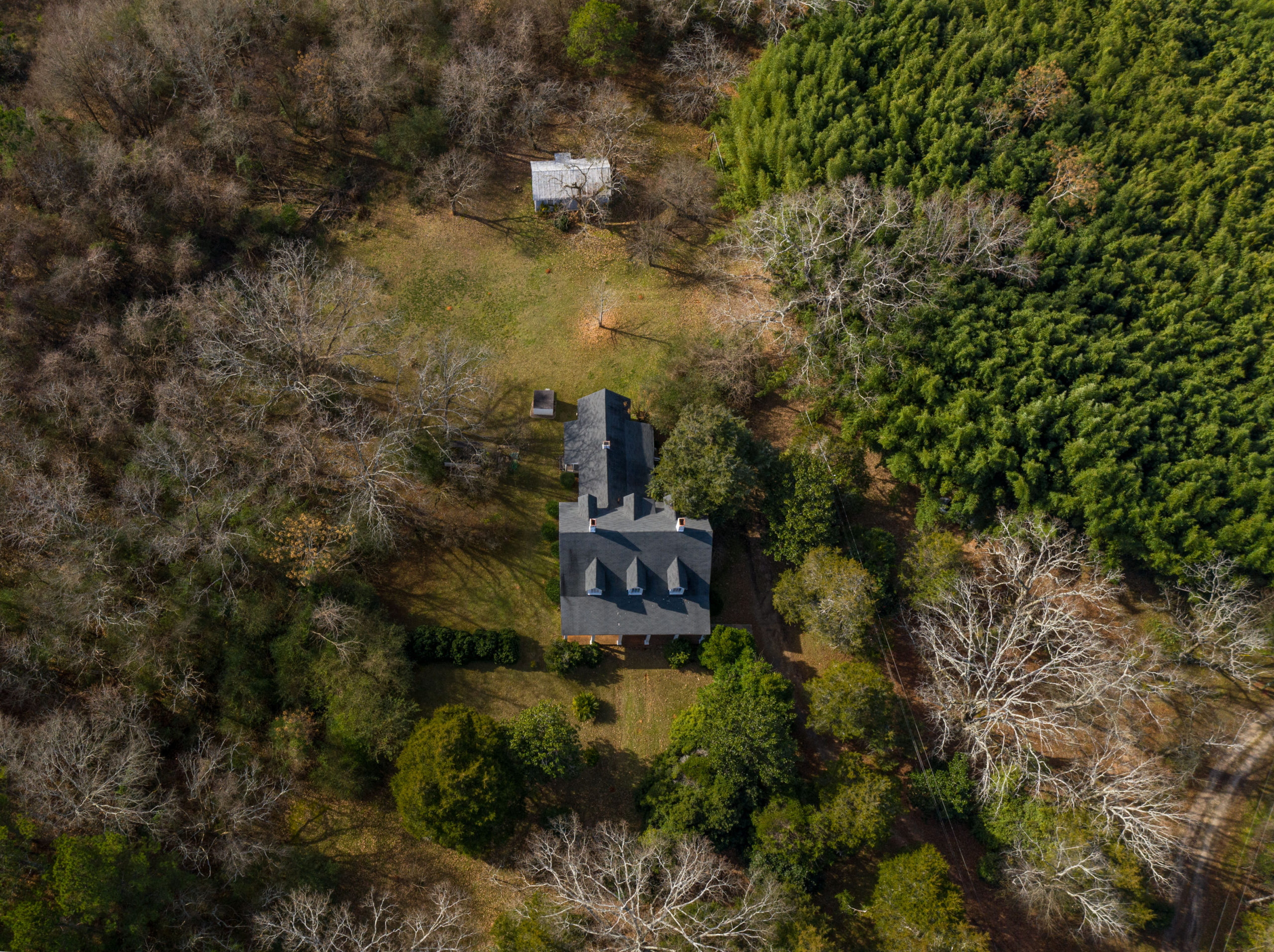 Mid 1800s home on 80 acres in Oconee County